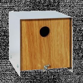 Vogelhuis eiken