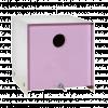 Box vogelhuis violet
